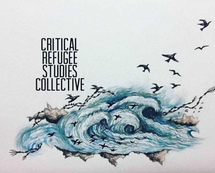 Critical Refugee Studies Collective logo
