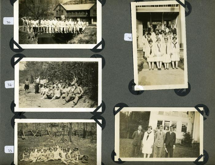 Kendall T. Bassett Photograph Album (c.1928-9), Pine Mountain Settlement School archives