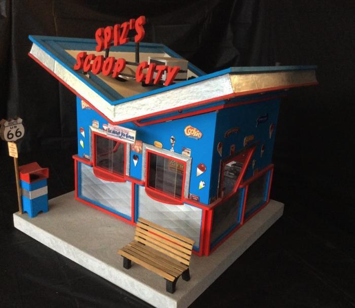 Spiz's Scoop City (Dean Gillispie)